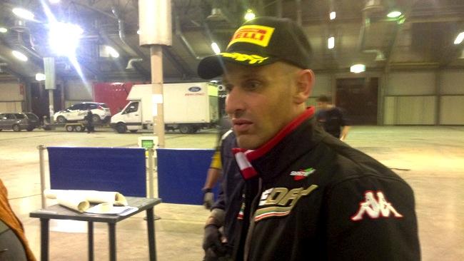Memorial Bettega: Romagna non si sente l'intruso