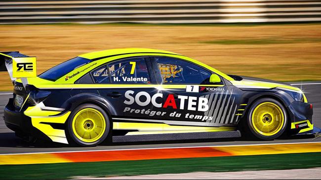 Hugo Valente ancora con la Chevrolet-Campos
