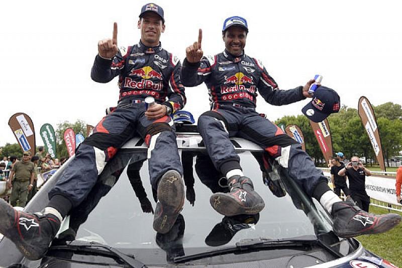 Dakar: Al-Attiyah e la Mini in trionfo a Buenos Aires