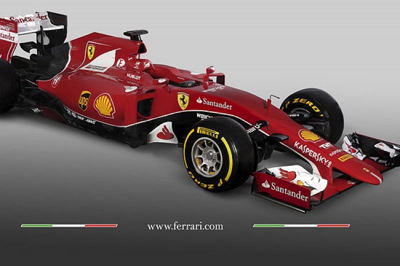Ecco la prima immagine della Ferrari SF15-T