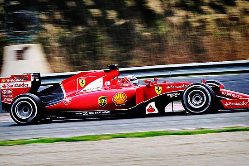 Jerez, Day 3, Ore 16: Raikkonen si avvicina a Nasr