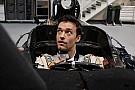 Palmer al volante della E23 ai test di Barcellona
