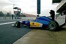 Barcellona, Day 3, Ore 13: Sauber finalmente in pista