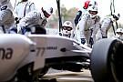 La Williams si è dedicata alle prove di pit stop