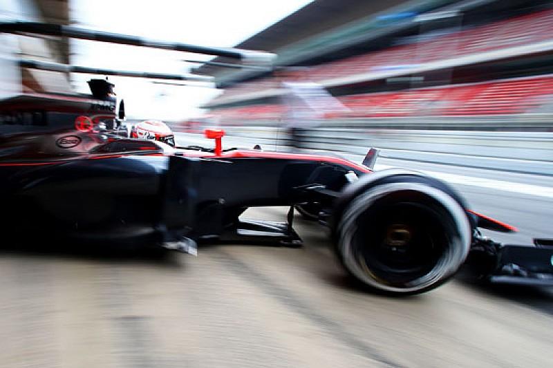 Barcellona, Day 1, Ore 15: McLaren-Honda ancora ko!