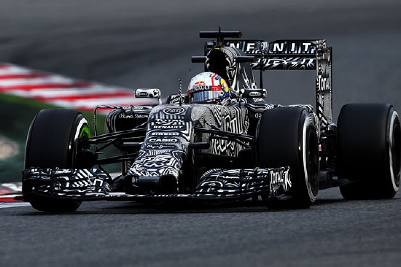 Red Bull: long run bloccato da un problema meccanico