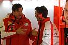 Ferrari: Cinelli ha seguito in pista il pacchetto di novità
