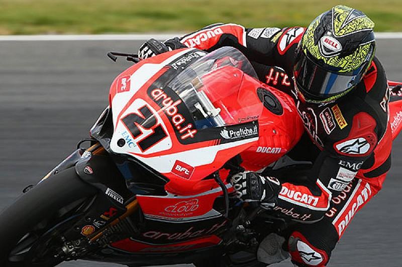 Ufficiale: Bayliss su Ducati anche in Thailandia