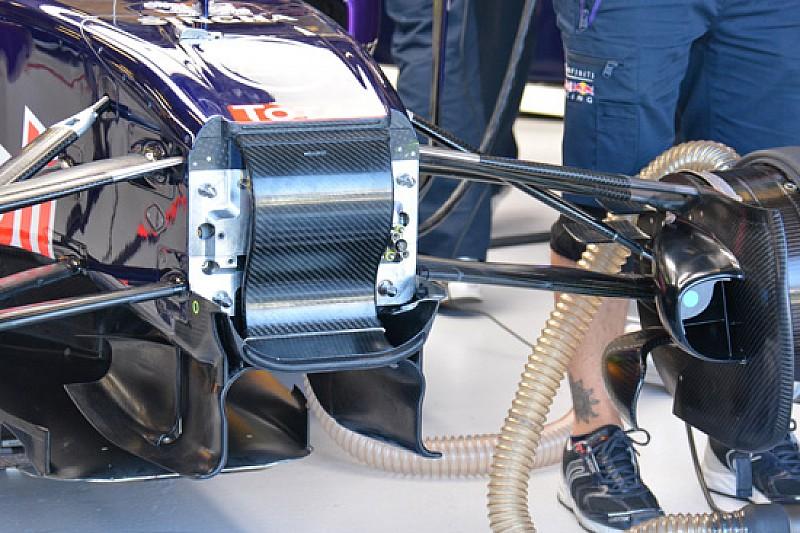 Red Bull Racing: vi mostriamo l'S-duct della RB11