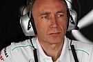 Bob Bell è un consulente esterno della Renault