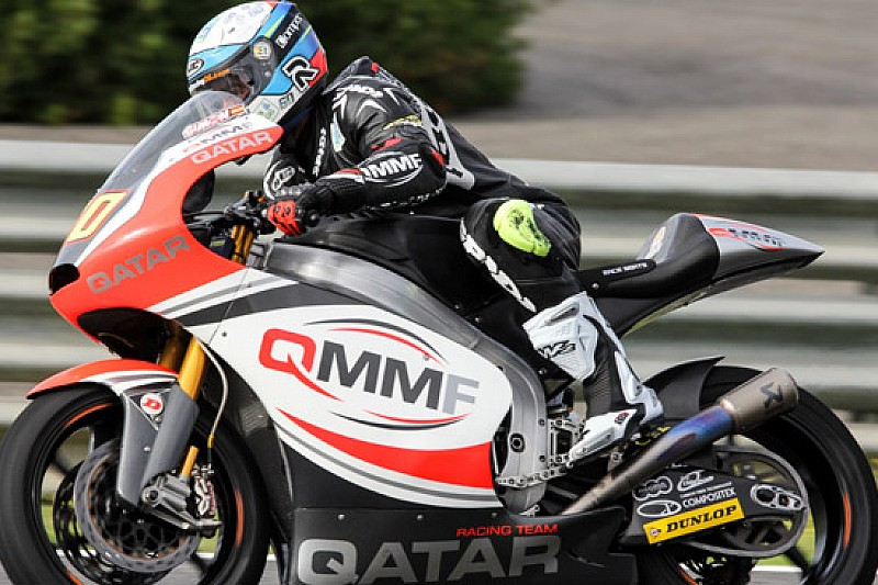 Jerez, Day 1: Simon e la Speed Up ok sul bagnato