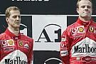 Pianginho Barrichello reclama un mondiale di Michael
