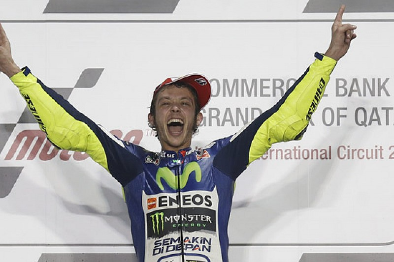 Valentino debutta al Festival of Speed di Goodwood