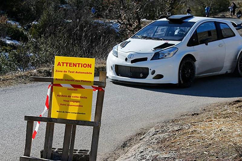 Toyota, Yaris WRC anticipa il debutto nel 2016?