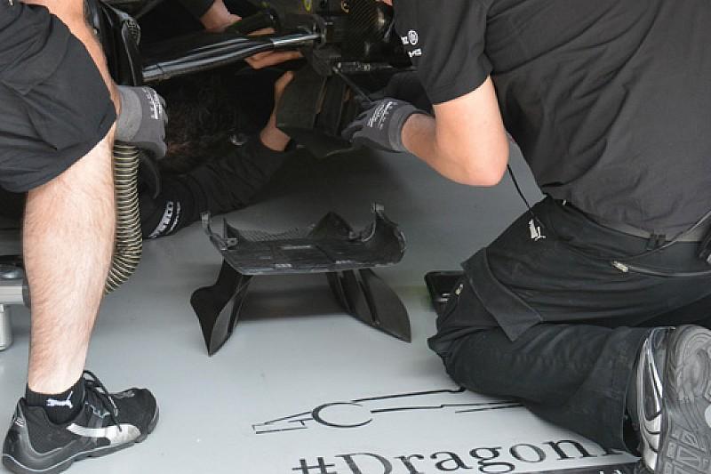 Mercedes: a Rosberg sostuititi i turning vanes