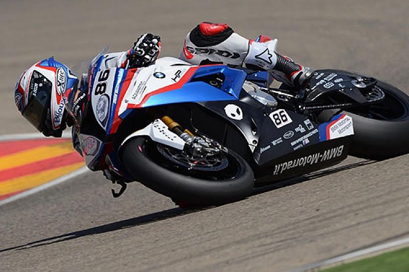Buon inizio per Badovini e il team BMW Motorrad