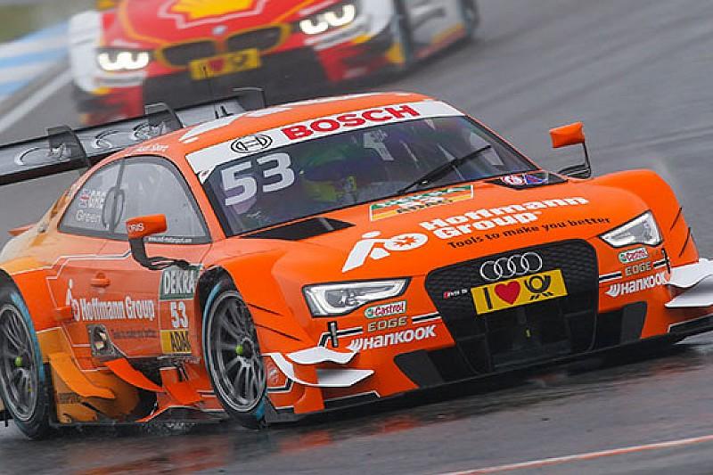 Jamie Green agguanta la pole position di Gara 1