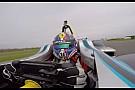 Il video di Olivier Panis sulla Spark-Renault elettrica
