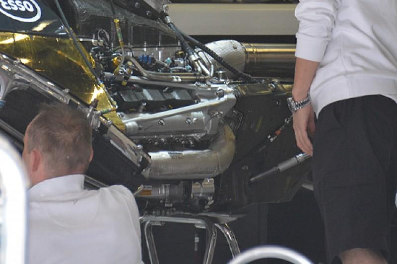 La Honda modifica il motore, ma non usa i gettoni