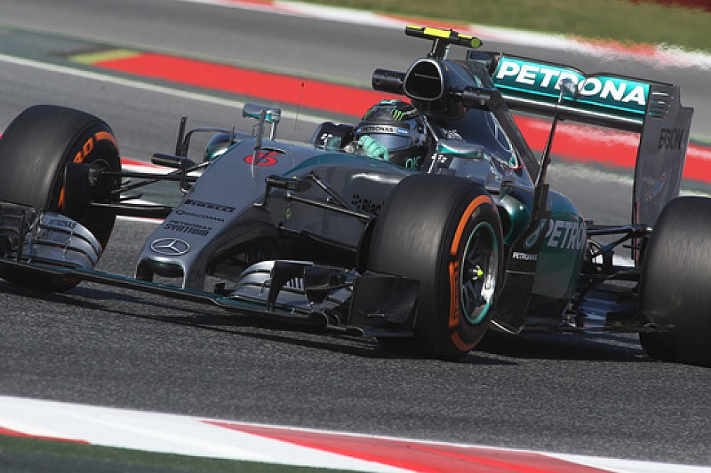 Rosberg in pole si rilancia in Spagna. Ferrari lontana