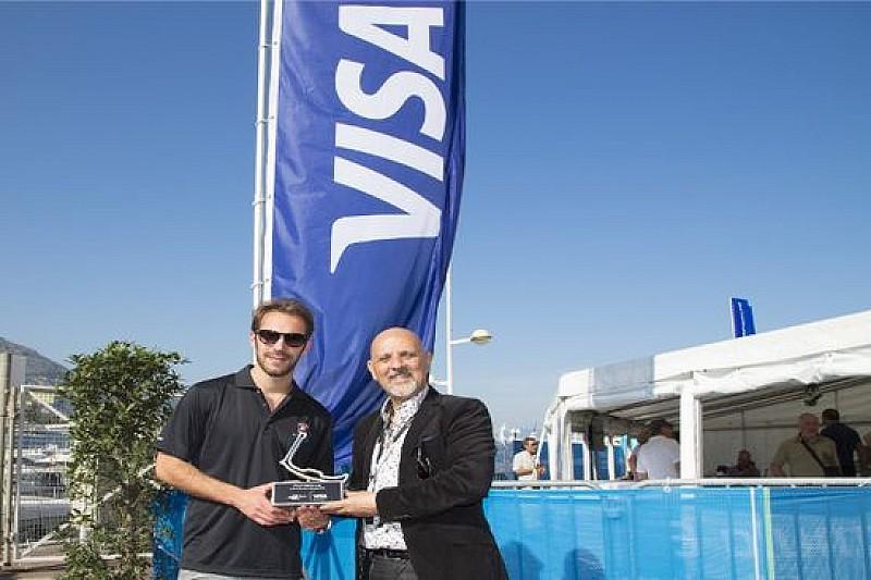 A Vergne il nuovo Premio Visa per il giro veloce