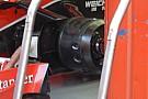 Ferrari: c'è il cestello dei freni con i fori per Monaco