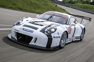 GT Breaking news New Porsche to debut in 2016 Daytona 24 Hours