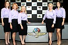 Legge dans une équipe 100% féminine à Indy en 2016
