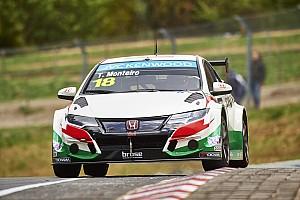 WTCC Race report Honda returns to the podium with Tiago Monteiro at Nürburgring