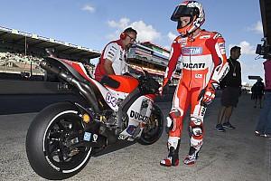 MotoGP Résumé de qualifications Dovizioso prêt à se refaire après avoir manqué la pole