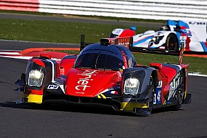 European Le Mans Practice report Free practice day in Imola for the European Le Mans Series