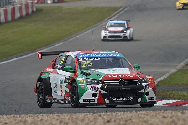 Sébastien Loeb Racing, Mehdi Bennani scores some good points on the Nordschleife !