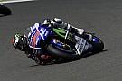 Lorenzo contrôle Rossi et s'impose au Mans