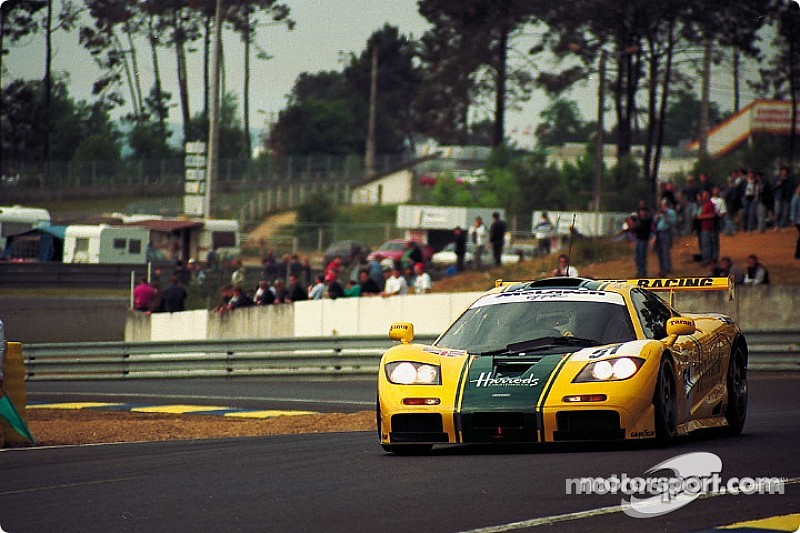 Les McLaren F1 font leur retour au Mans