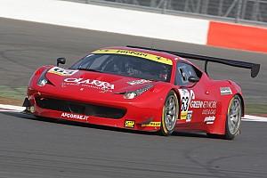 European Le Mans Race report European Le Mans Series: the 458's dominate at Imola