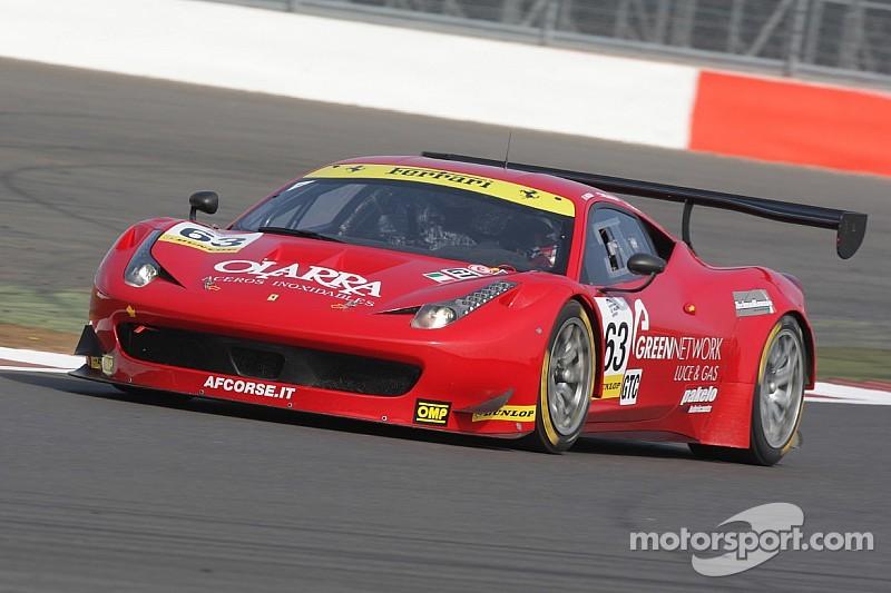 European Le Mans Series: the 458's dominate at Imola