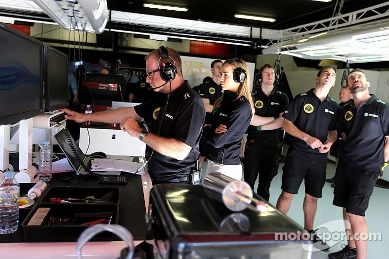 Хорда пока не сядет за руль Lotus
