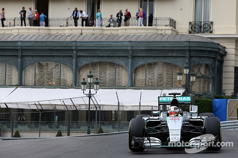 Hamilton est confiant après les premiers essais libres