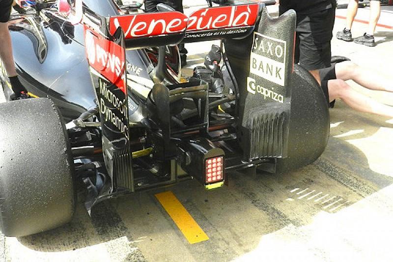 Lotus: promosso per Monaco il grande Monkey seat