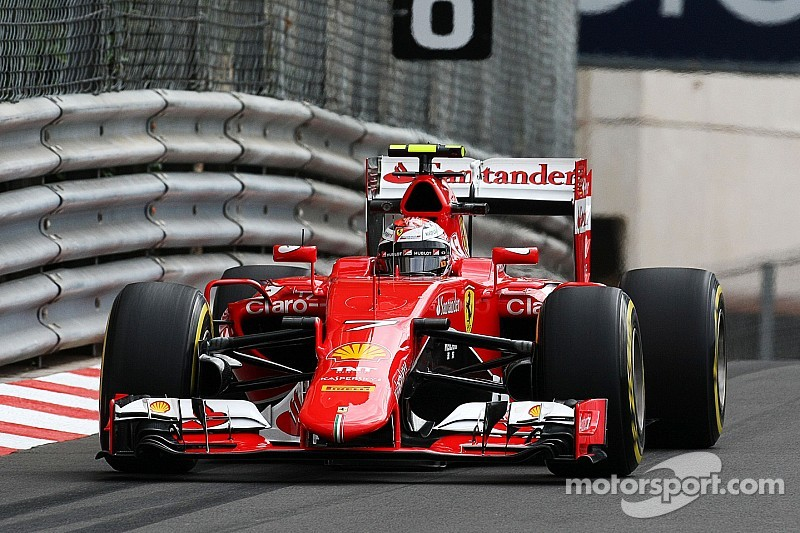 Ferrari: Rain stops play in Monaco