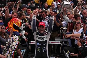 IndyCar Contenu spécial Rétro Indy 500 - 2013, enfin Tony Kanaan!
