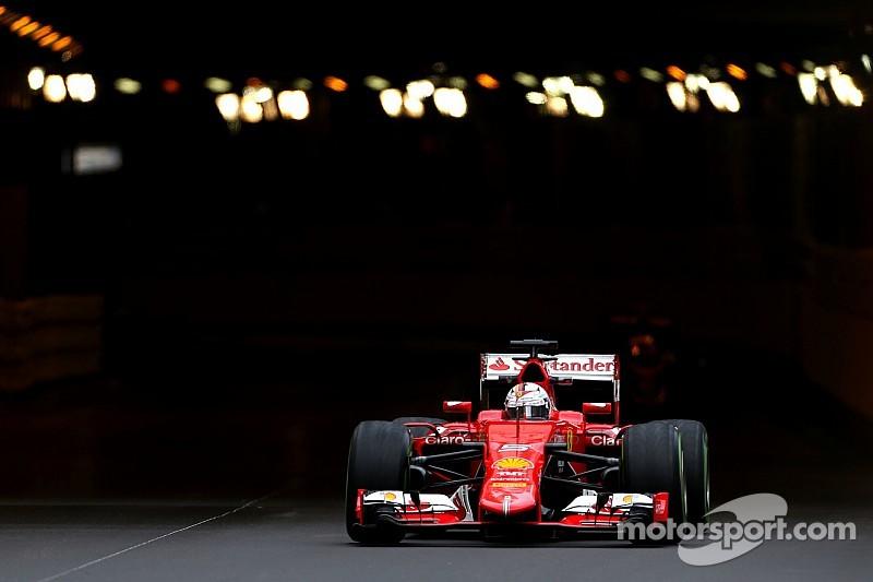 Résultats EL3 Monaco - Vettel P1, Raïkkönen contre le mur