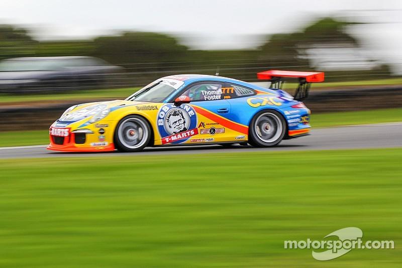 Foster/Thomas win second Porsche Pro-Am