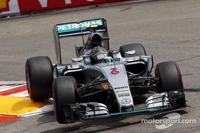 Rosberg, tricampeón del GP de Mónaco