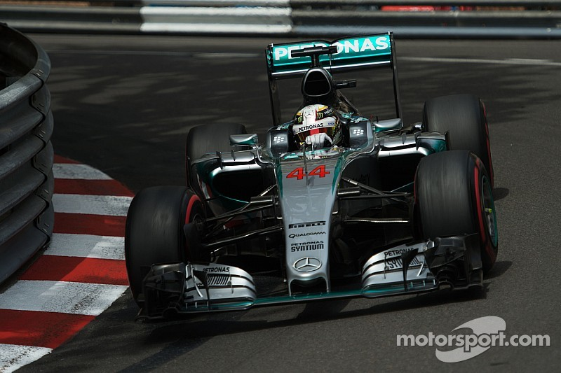Hamilton digne dans la gestion de la frustration d'une course anéantie