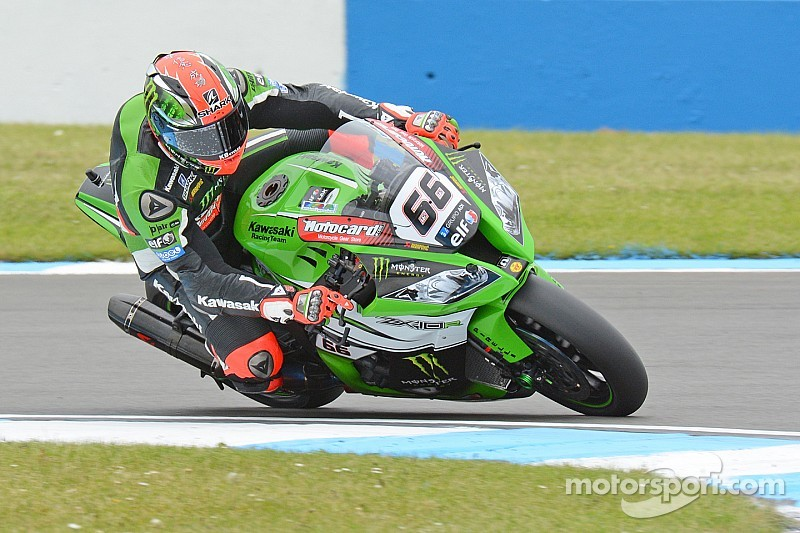 Course 2 - Tom Sykes en solitaire