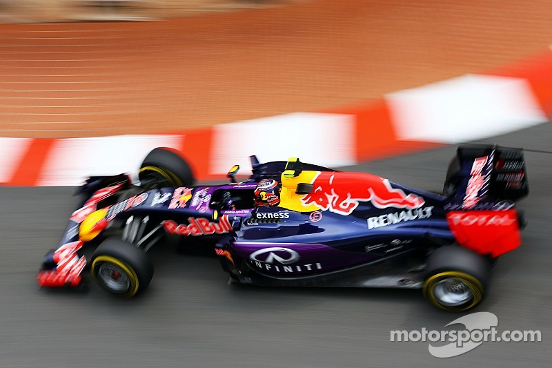 Red Bull is top ten in Monaco