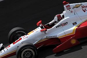 IndyCar Résumé de course Castroneves, Kanaan - Mauvaise journée pour les Brésiliens à Indianapolis