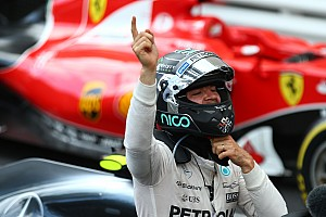 Formule 1 Actualités Rosberg - Après Monaco, Hamilton sera plus fort encore