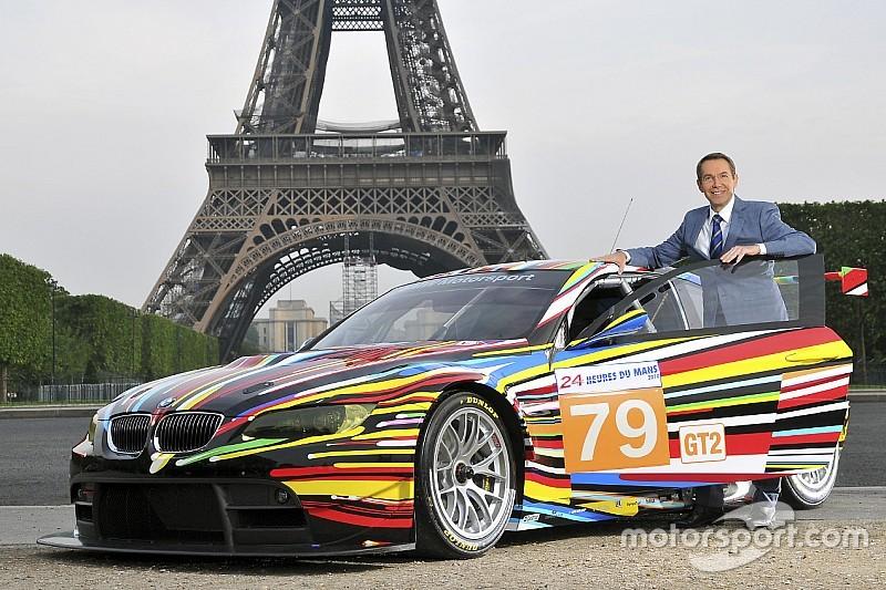 BMW - 40 ans d'Art Car et 17 artistes!